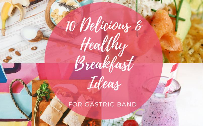 10 Delicious Healthy Breakfast