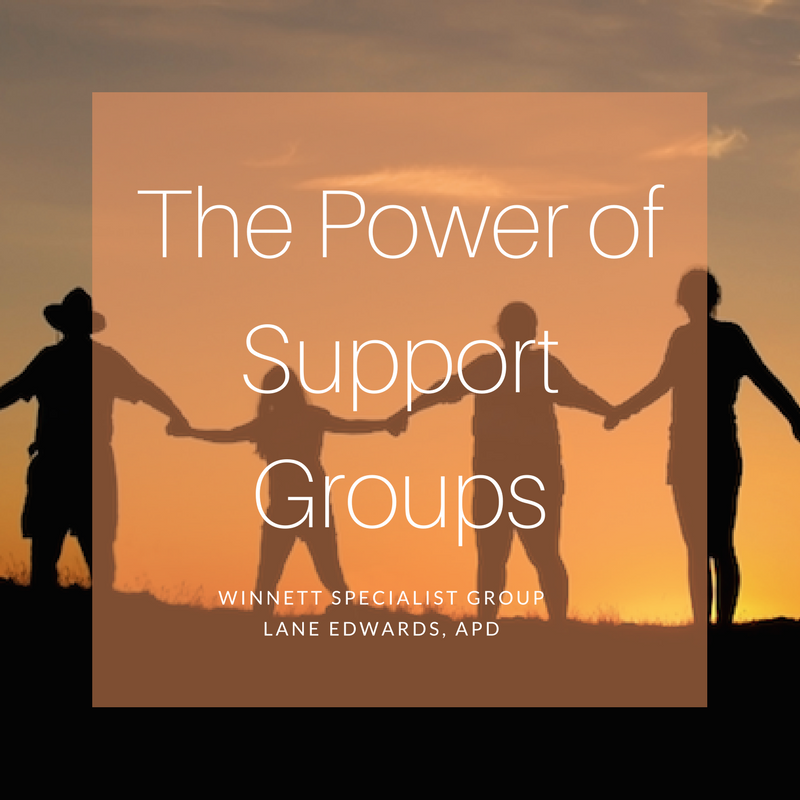 The power of support groups